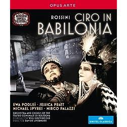 Rossini: Ciro Di Babilonia [Blu-ray]