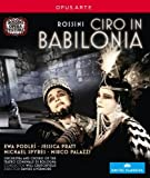 Ciro in Babilonia [Blu-ray] [Import]
