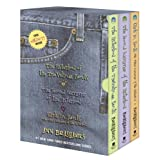 The Sisterhood of the Traveling Pants--3-book boxed setby Ann Brashares