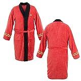 Star Trek Adult Scotty Fleece Costume Bath Robe