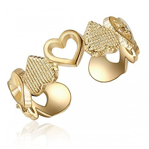 10k-yellow-gold-heart-design-toe-ring-heart-design-toe-ring-stylish-yellow-10k-gold-toe-ring-real-10