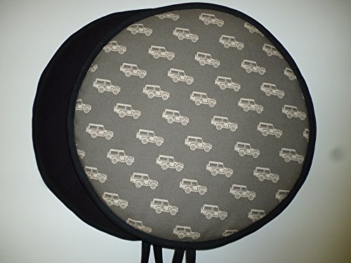 Pair of Vintage Range Rover Land Rover Range Cooker Hob Lid Covers Hob Top Pads