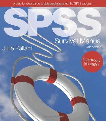SPSS Survival Manual: A step by step guide to data...