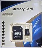 Carte micro SD 64 Go classe 10 avec adaptateur SD