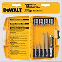 DeWalt 13-Piece Screwdriver Set (DW2160)