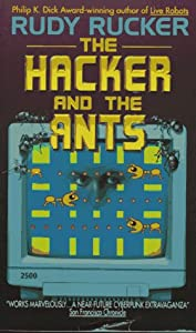 "Cover of ""The Hacker and the Ants"""