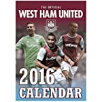 The Official West Ham 2016 A3 Calendar