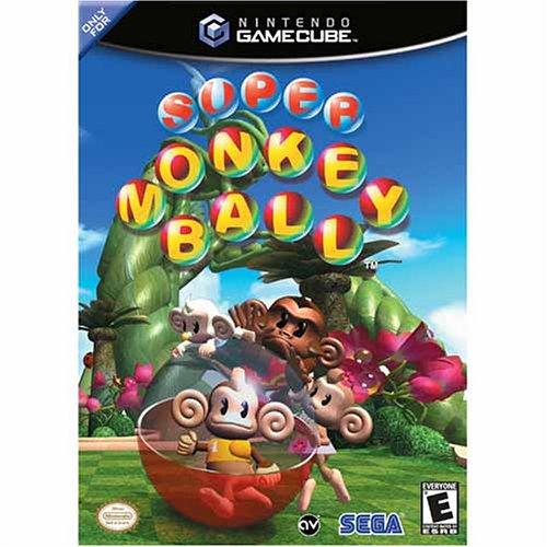 Gamecube Monkey Ball Amazon.com Super Monkey Ball