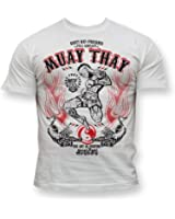 Muay Thai Fight The Art Of Fighting T-shirt