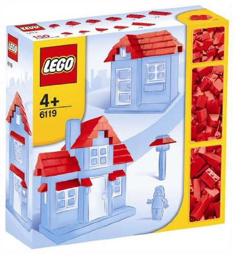 Lego 6119 Creative - Roof Tiles
