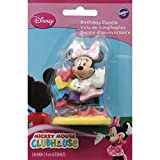 Wilton Disney Mickey Mouse Clubhouse Minnie Candle