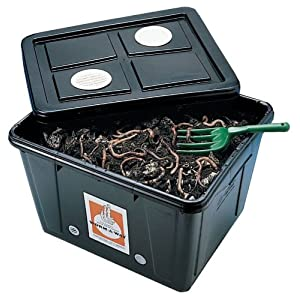 .com: Delta Education Worm-a-Way Compost Kit: Industrial & Scientific