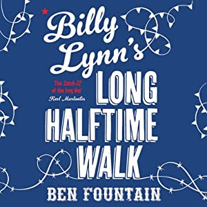 Billy Lynn's Long Halftime Walk Audiobook