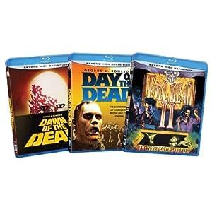 Zombie Bundle  (Day of the Dead / Dawn of the Dead / Evil Dead II) [Blu-ray] (Amazon.com Exclusive)