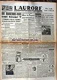 AURORE   du 29/08/1947