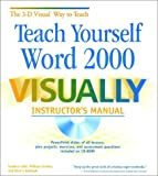 img - for Teach Yourself Word 2000 Visually book / textbook / text book