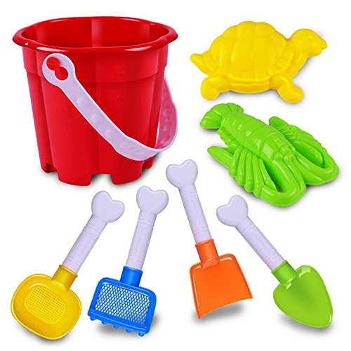 ihomeilife-lot-de-7-jouets-de-plage-jouet-de-sable-leau-pour-enfant-pratique-jeu-de-plein-air-et-spo