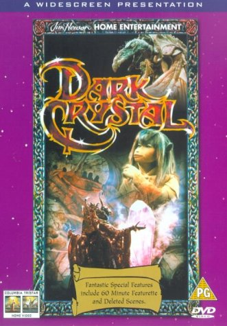 Dark Crystal [DVD] [1982]
