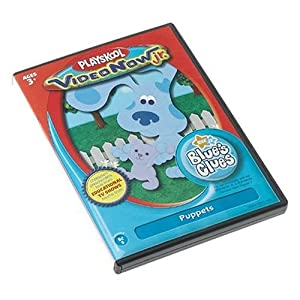 Videonow Jr. Personal Video Disc: Blue's Clues 3