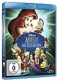 Image de Arielle die Meerjungfrau 3 - Wie Alles Begann [Blu-ray] [Import allemand]