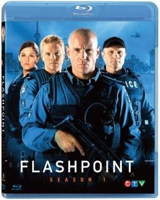 Flashpoint: Season 1 [Blu-ray]