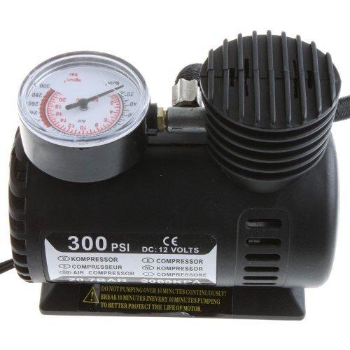 Docooler® Portable DC 12V Electric Car Automotive 300PSI Air Compressor Tire Inflator