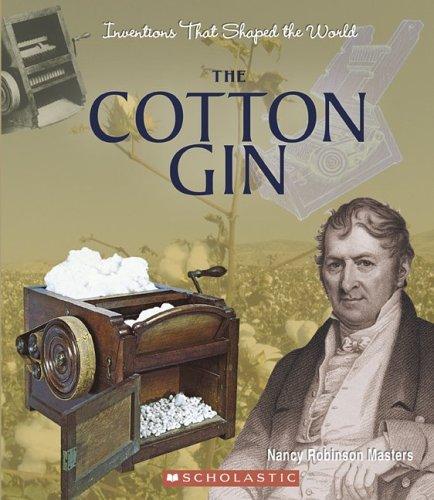 eli whitney cotton gin essay