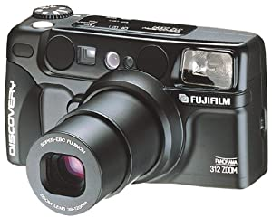 Fujifilm Discovery 312 Zoom Date 35mm Camera with 3.2x Optical Zoom