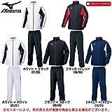 ミズノ(MIZUNO) 中綿ウォーマーシャツ&パンツ 上下セット(ブラック/ブラック) 32JE5530-09-32JF5530-09 M