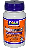 Now Foods Policosanol, 20mg - 90 caps Supports Cardiovascular Health