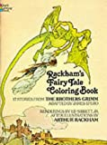 Rackham's Fairy Tale Coloring Book (Dover Classic Stories Coloring Book) (048623844X) by Rackham, Arthur