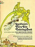 Rackham's Fairy Tale Coloring Book (Dover Classic Stories Coloring Book) (048623844X) by Rackham, Arthur