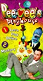 Pee-wee's Playhouse Vol. 10 [VHS]