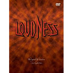 The Legend Of Loudness~Live Complete Best~ [DVD]
