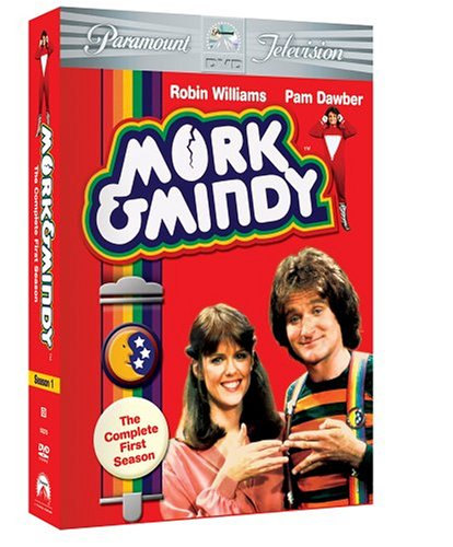 Mork & Mindy: Complete First Season [DVD] [Import]