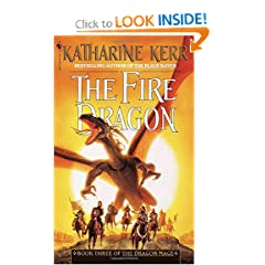 The Fire Dragon (Dragon Mage, Book 3) by Katharine Kerr