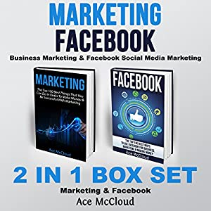 Marketing: Facebook Audiobook