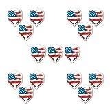 Dart World Standard Shape 27615 USA Flag Pentathlon Flights (Set Of 5)
