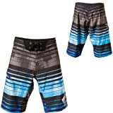 Reef Plaid Conflict Board Short - Men's