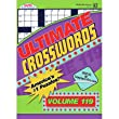 Ultimate Crosswords Puzzle Book [Set of 4]
