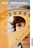 img - for New AQA GCSE Mathematics Unit 3 Foundation (New Gcse) by Paul Winters (2010-05-21) book / textbook / text book