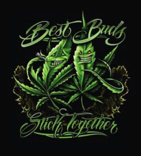 Best Buds Weed Tattoo Designs