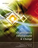 img - for Organization Development and Change book / textbook / text book