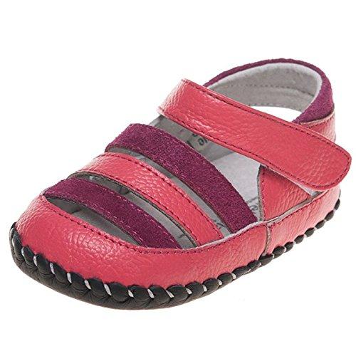 Primeros Little Zapatos Cuero De Bebe Lamb Consigue Blue Pasos xQCWrBodeE