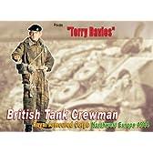 DR70591 1/6 イギリス陸軍 戦車兵 テリー・デイビュー