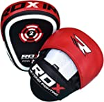 Authentic RDX Curved Focus Pads Mitts...