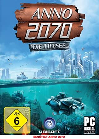 ANNO 2070: Die Tiefsee (Add-On) [Download]