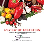img - for Review of Dietetics Manual for the Registered Dietitian Exam 2014-2015 Edition book / textbook / text book