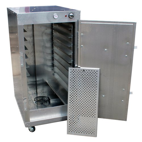 4' Proofing Cabinet Commercial Bakery Bread Proofer Pastry Dough Warmer Usa New