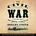 The Civil War: A Narrative, Volume I, Fort Sumter to Perryville Audiobook by Shelby Foote, Ken Burns - introduction Narrated by Grover Gardner